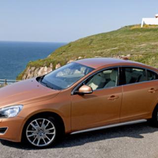 Premiär: nya Volvo S60