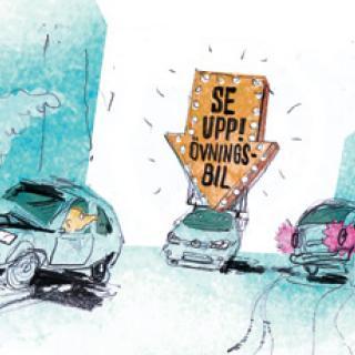 Bilfrågan: Tips på handböcker?
