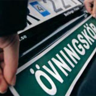 Bilfrågan: Tydligare övningskörning?