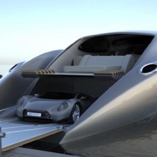 Strand Craft 166 – med bilen till sjöss