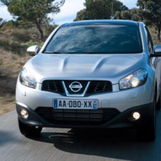 Provkörning: Nissan Qashqai Acenta