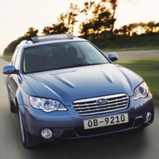 Nöjdast kör Subaru - vinner AutoIndex 2010