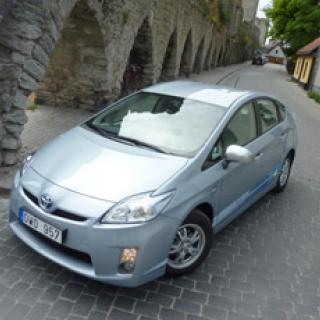 1 990 Toyota Prius återkallas i Sverige