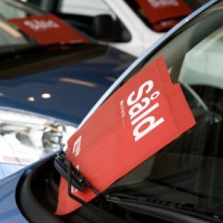 Bilförsäljningen spås öka ytterligare