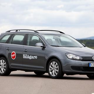 Biltest: Kia Cee´d, Peugeot 308, Renault Mégane, Volkswagen Golf (2010)