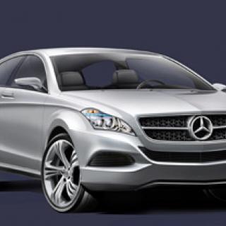 Begtest: Mercedes C-klass