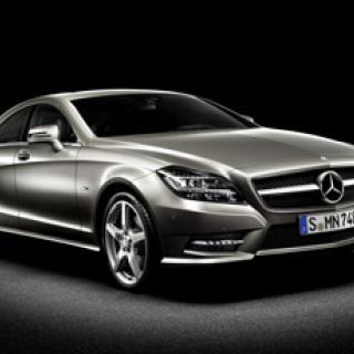 Mercedes GLC - coupé med terrängstuk