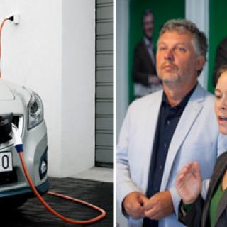 Alliansen vill införa ny miljöbilspremie