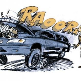 Bilfrågan: Farlig ånglåseffekt?