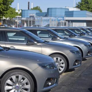 Här är nya Saab 9-3