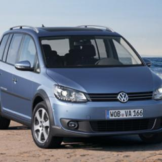 Volkswagen Caddy - ny brukstransport