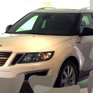 Saab 9-4X – allt om Saabs nya suv