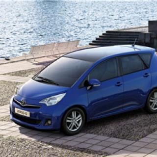 Toyota Verso-S – rapport från provkörningen