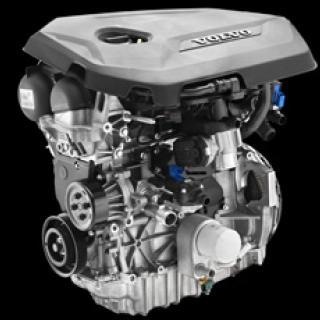 Nu byggs Volvo V60 i Torslanda