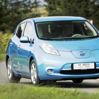 Citroën C-Zero: Så klarar den vintern