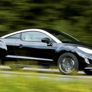 Provkörning: Peugeot RCZ 1.6 Turbo