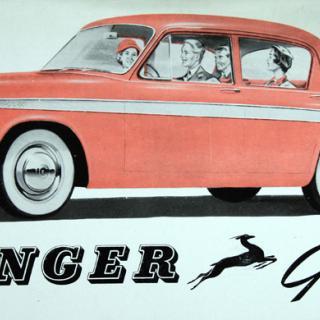 Klassiska bilmärken: Simca