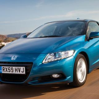 Honda skrotar hybridbilar i Europa