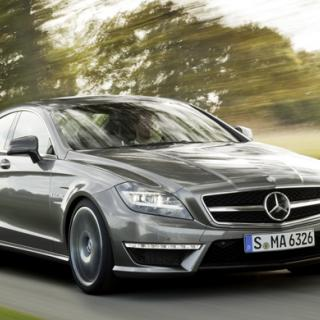 Mercedes C 63 AMG Coupé – officiell