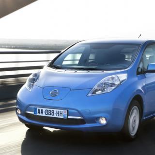Nissan Esflow gör sportbil av Leaf