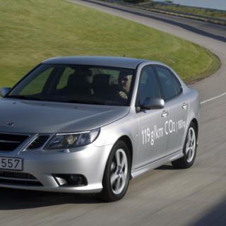 Ny Saab 9-3 i oktober 2012