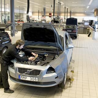 Jobbet styr val av bilmärke