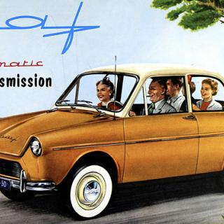 Klassiska bilmärken: Horch