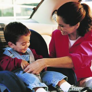 Vartannat barn 3-5 år åker felvänt