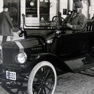 Klassiska bilar: Hundkojan