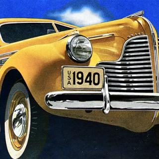 Klassiska bilmärken: Cord