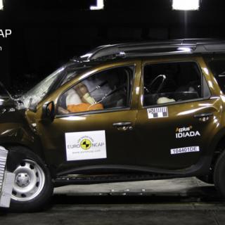 Euro NCAP: Första elbilen testad