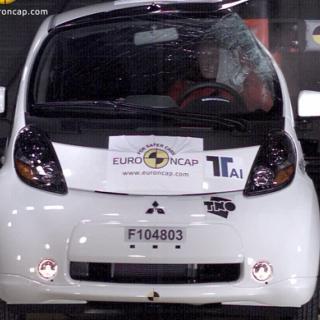 Provkörning: Peugeot iOn