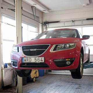 Långtest 2011: Rost på Ford C-Max