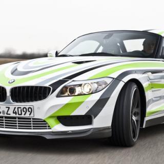Provkörning: BMW Z4 (2019)
