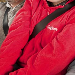 5 000 påträffade utan bilbälte