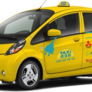 New York väljer Nissan som ny taxi