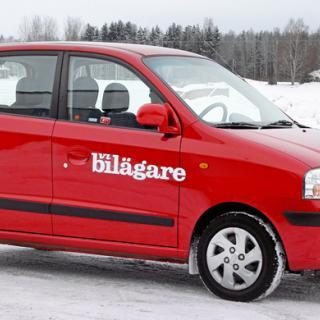 Rosttest: Hyundai Atos 1.0 GLS (2000)