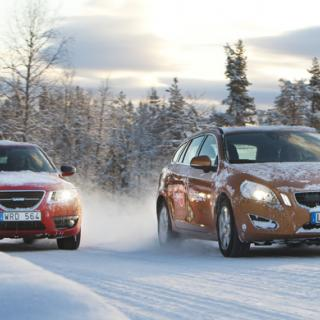 Årets Långtestbil 2011: Volvo V60