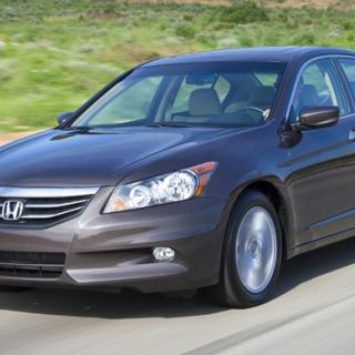 Rosttest: Honda Accord Tourer (2008)