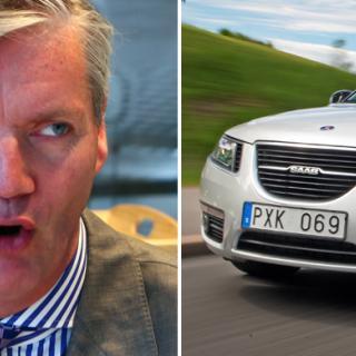 Kinesisk miljardinvestering i Saab