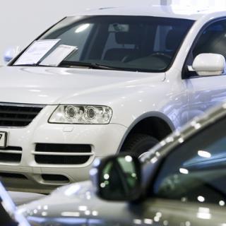 Bilbrist bromsar nybilsförsäljningen