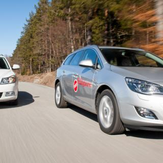 Rosttest: Opel Astra Sports Tourer (2011)