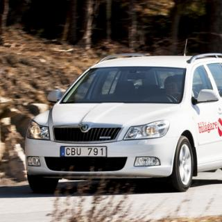 Biltest: Opel Astra, Skoda Octavia (2011)