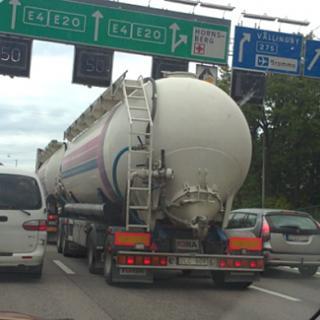 Mest trafikerade vägen renoveras