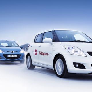 Ljustest: Mazda 2