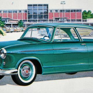 Klassiska bilmärken: Edsel
