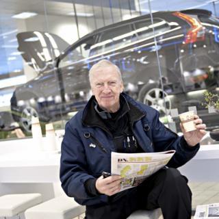 AutoIndex 2011: Gammalt är fint hos Mercedes och Toyota