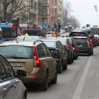 Hastigheten orsakar flest bilbråk