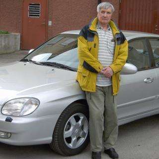 Biltest: Hyundai Sonata, Kia Magentis