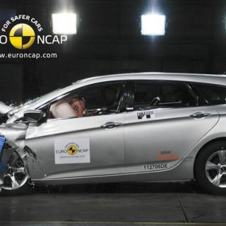 Euro NCAP: Toppbetyg till elva bilar